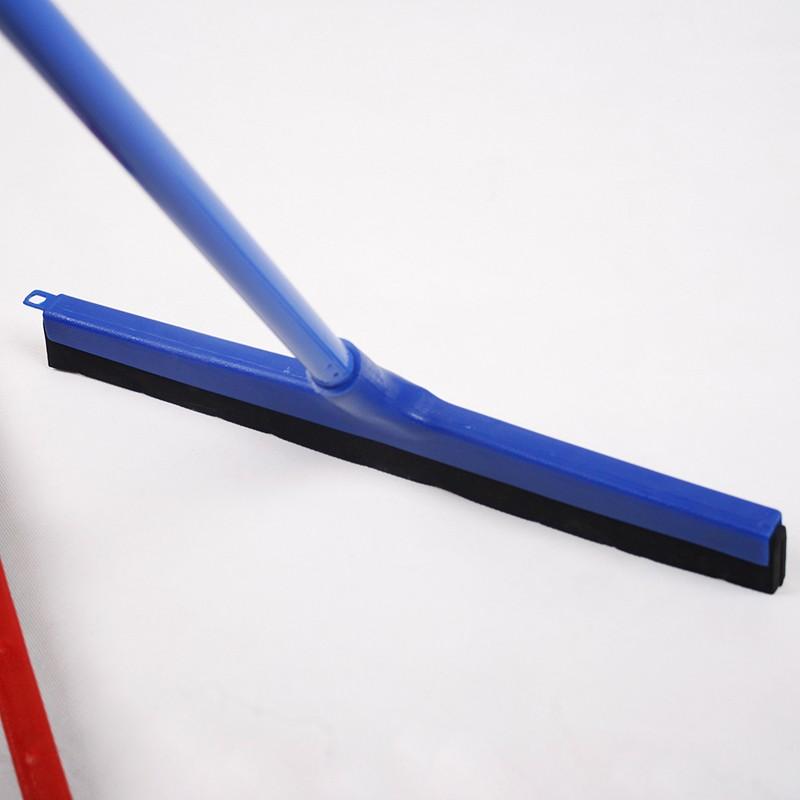 Sales Floor Team Leader: House Cleaning Rubber Brush Floor Mop Squeegee