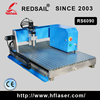 Redsail mini desktop acrylic cnc router machine for MDF