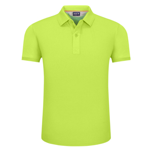 wholesale uniform mens casual t shirt 200g polyester cotton short sleeve polo t shirt blank working wear