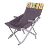 Tianye indoor outdoor indoor cotton lounge with footrest folding camping folding chair beach armrest office chair