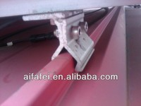 hot!!! PV solar clamp for color steel tile roof mounting brackets