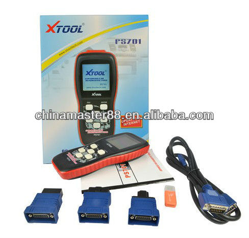 PS701 japanese Auto Scanner Engine ABS Airbag Code Reader Clear Live Data