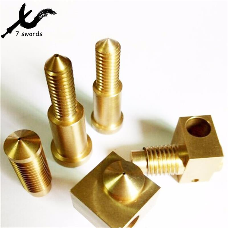 Custom High Tolerance Stainless Stee / Brassl Andere 3d Printer Parts