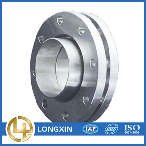 Flat welding ring loose sleeve flange
