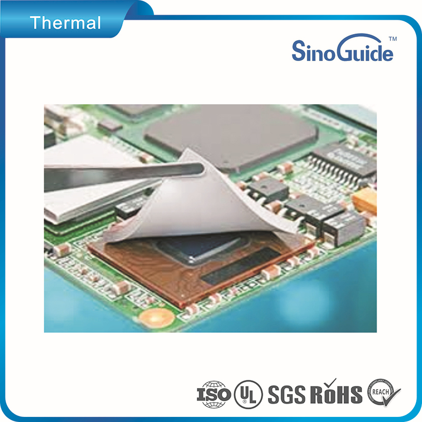 High Compressible Low Stress Application Thermal Pad