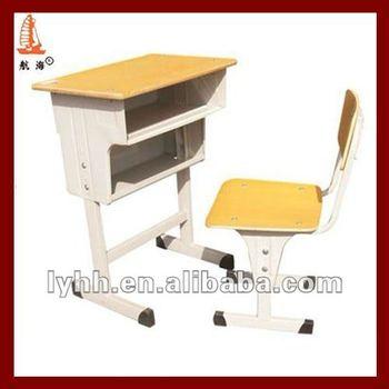 Beau Adjustable Kindergarten Double Drawer Kids Study Table For Students