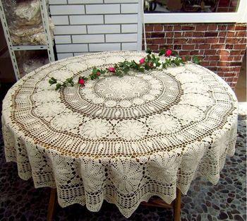 Runde Tischdecke Häkelnhochzeit Tischdecke Buy Tischdeckerunde