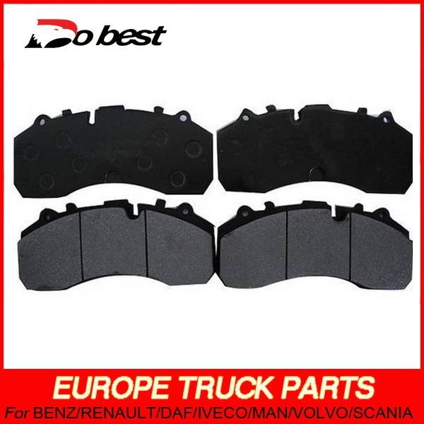 Dis Brake Pad for Volvo Truck
