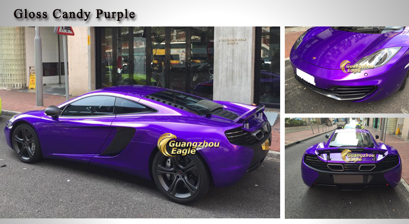 Car Wrapping Film Air Bubble Free Vinyl For Vehicle Wrap Sticker - Custom vinyl stickers malaysia
