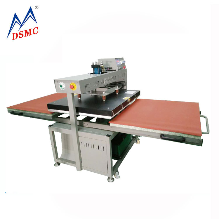 Garment printing large format heat press sublimation machines