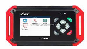Xtool Heavy Duty Diesel Engine Diagnostic Scanner HD900 Diesel OBD2 Scanner