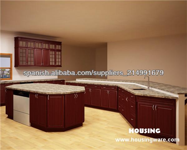 Pintar muebles cocina madera perfect pequeos grandes for Pintar cocina de madera