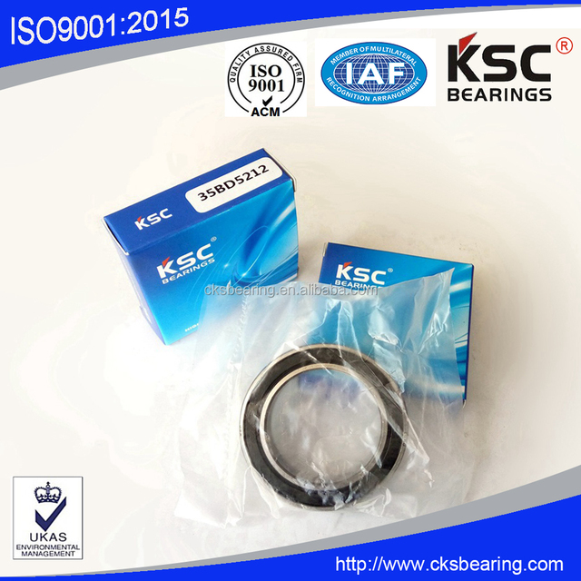 quality but cheap china bearing W5206 air conditioner bearings for SANTANA AUDI