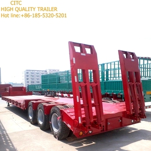 High quality Timber transport truck Hot sale made in China truck trailer , truck trailer used for sale germany