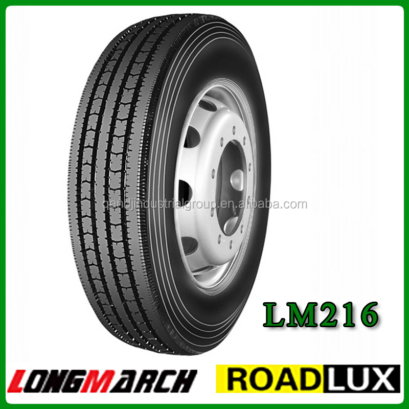 best chinese brand Roadlux Tire 11R22.5, Tubless Tire 11 22.5 used tire for truck