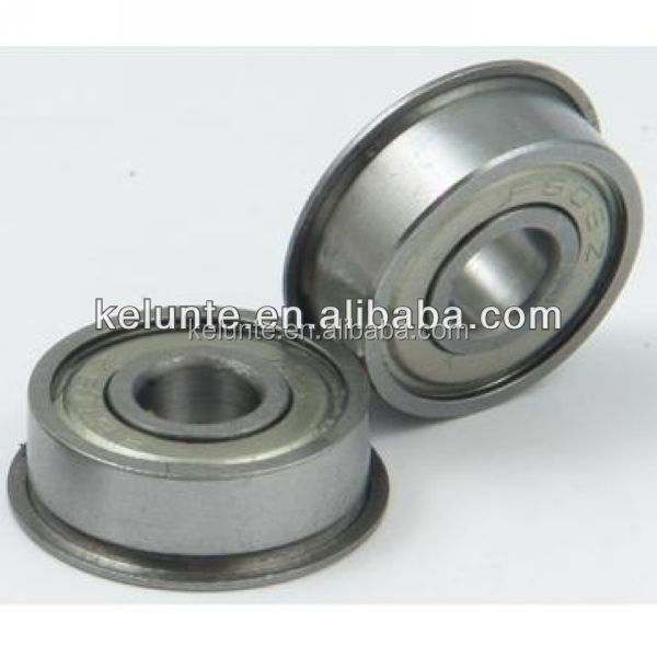 Flange Ball Bearing F6800 F61800 10x19x5mm Bearing with Flange