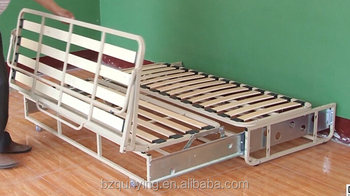 2014 Top Sale Drawer Type Metal Sofa Bed Mechanism Frame Buy