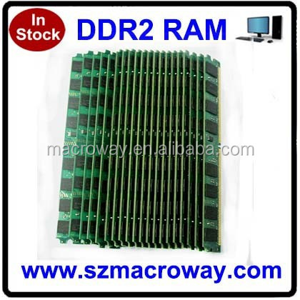 Fast delivery non ecc 256mb*8 ddr 2 4 gb desktop