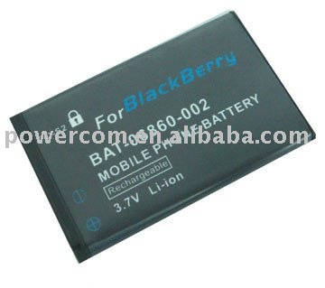 For PDA battery blackberr 8700