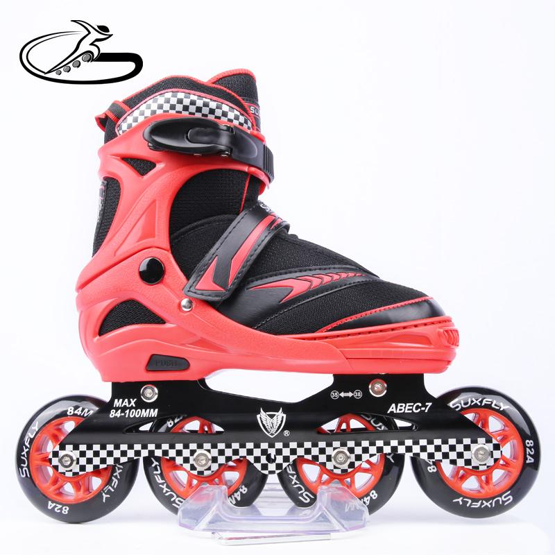 f784e7ceac2 City run intrekbare inline skates rolschaatsen voor kinderen vrouwen mannen