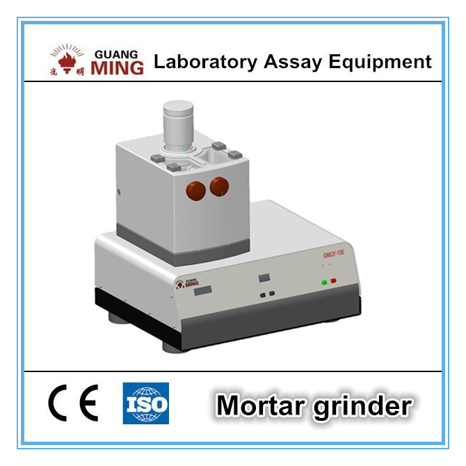 Automatic Mortar Type Grinder Mill For Laboratory Sample Analysis ...