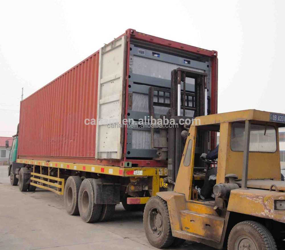 Container homes used as prefab office or accommodation