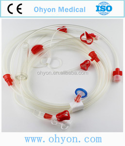 Universal Disposable av blood line tubing set (for fresenius machine) manufacturers CE/ISO