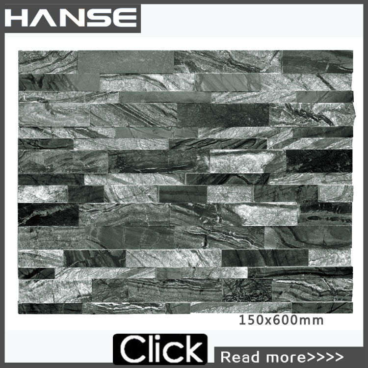 HS-DA08 HANSE NEW nature stnoe imitation stone tiles for wall