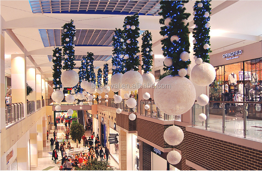 Mall christmas decorations suppliers for Decor vendors