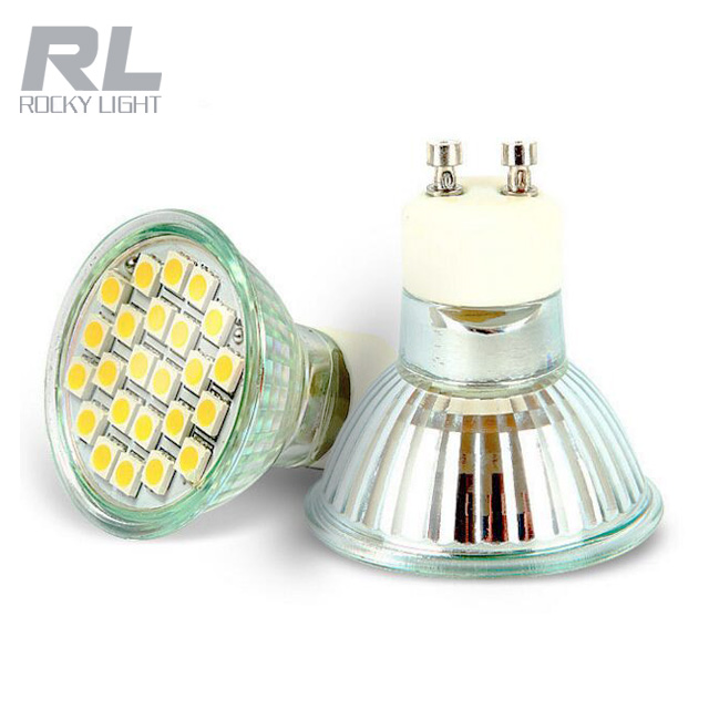 Wide voltage 3w 5w High lumen led SMD spotlight