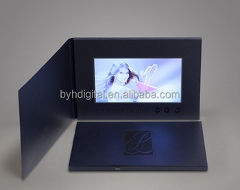 Custom 244357lcd usb video holographic business card custom 244357lcd usb video holographic business card brochure card with cmky artwork printingvideo card mailers buy lcd video card colourmoves