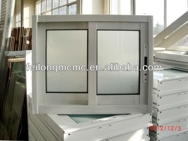Aluminium fen tre coulissante en verre conforme as2047 en australie et nz f - Fenetre coulissante alu standard ...
