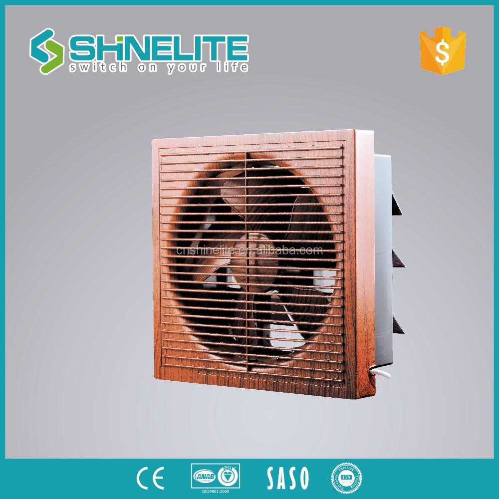 Small bathroom window fan - Luxury Wooden Bathroom Window Exhaust Fan Small Size Plastic 12 Inch Low Noise Wall