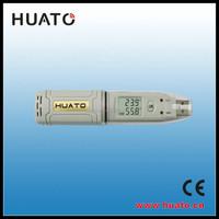 IP67 Waterproof Portable LCD USB Temperature Humidity data logger