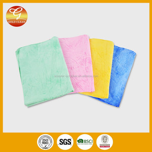 Hot selling PVA chamois using in kitchen cleaning