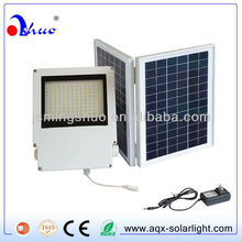 Outdoor Solar Flood Light Systems with Adapter