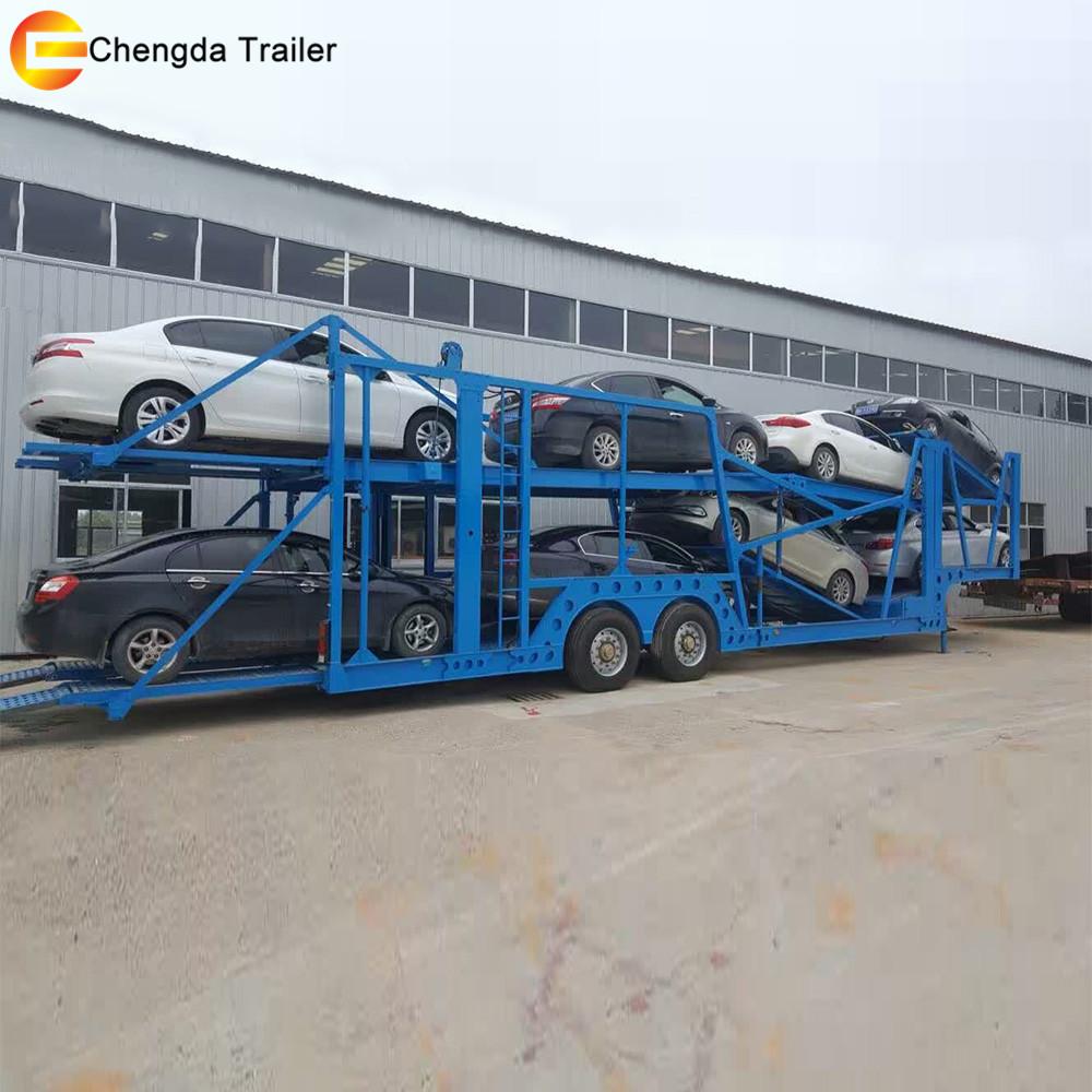 Cimc 2 Axles And 3 Axles Car Carrier Semi Trailer For Sale - Buy Car  Carrier Trailer,Tri Axle Trailer Sale,Car Trailer Product on Alibaba com