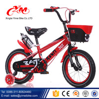 Europe export style racing sport bike kids/high quality red tube 16 boys bike/2017 new model children bicycle