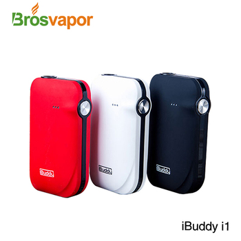 2018 iBuddy i1 Heating Kit Integrated Free Vape Pen Starter Kit iBuddy I1 Heating Box Mod from Brosvapor