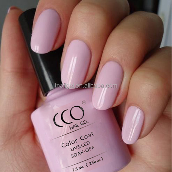 Popular 183 colors, CCO UV & LED halal nail polish