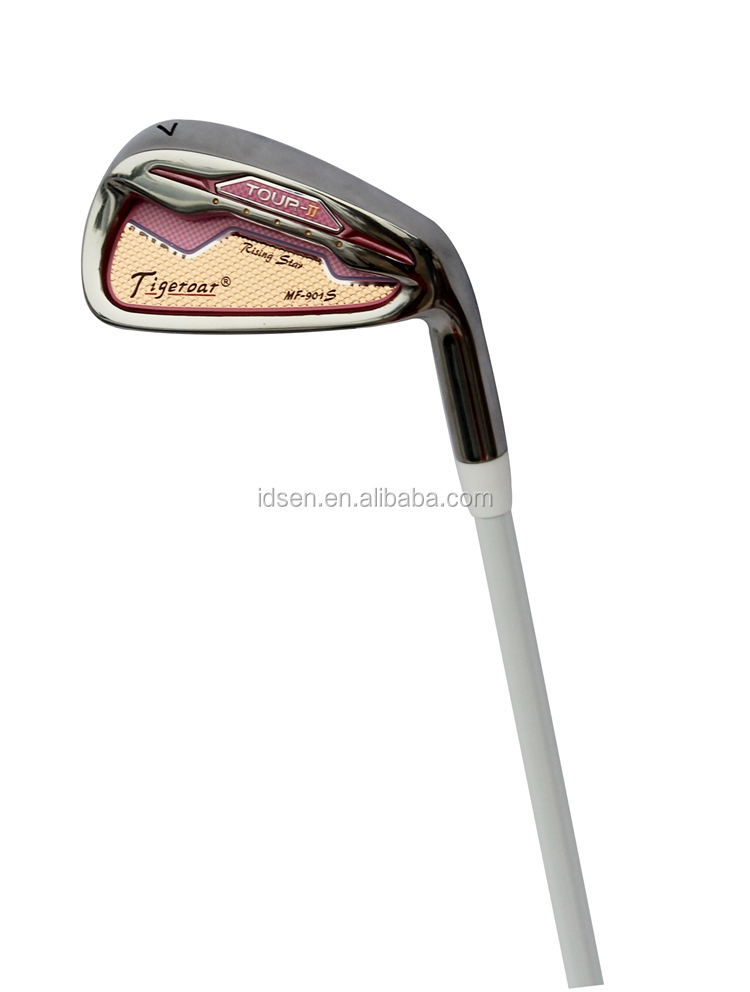 china manufacture wholesale custom golf clubs set Graphite shaft or steel for women