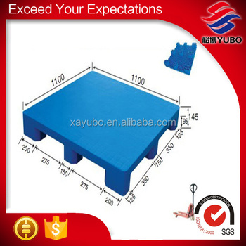 1100*1100 best quality with cheap price plastic pallet in hot sale
