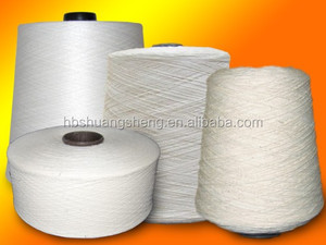 Cheapest 100% high tenacity combed gassed mercerized cotton yarn