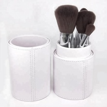 10pcs High-end Soft Synthetic Hair Makeup Brush Set with Bucket
