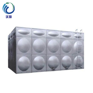 High Quality Square Water Storage Tank Pressure Stainless steel water tank