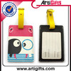 Hand made cheap fashion luggage tag covers