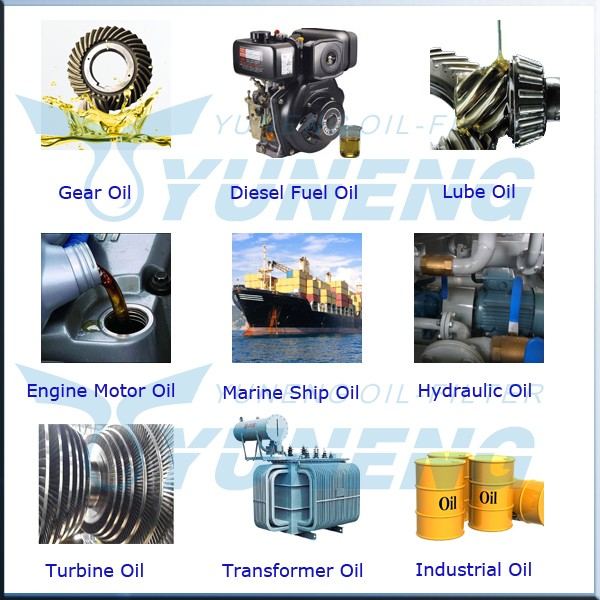 Used black engine oil recycling and regeneration machine for How to recycle used motor oil