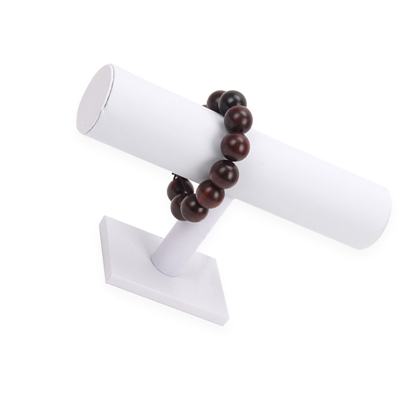 Special discount flannelette bracelet with single layer bracelet jewelry display rack display rack