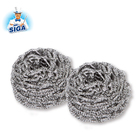 MR.SIGA Kitchen and pot cleaning stainless steel wire scourer metal Scrubber