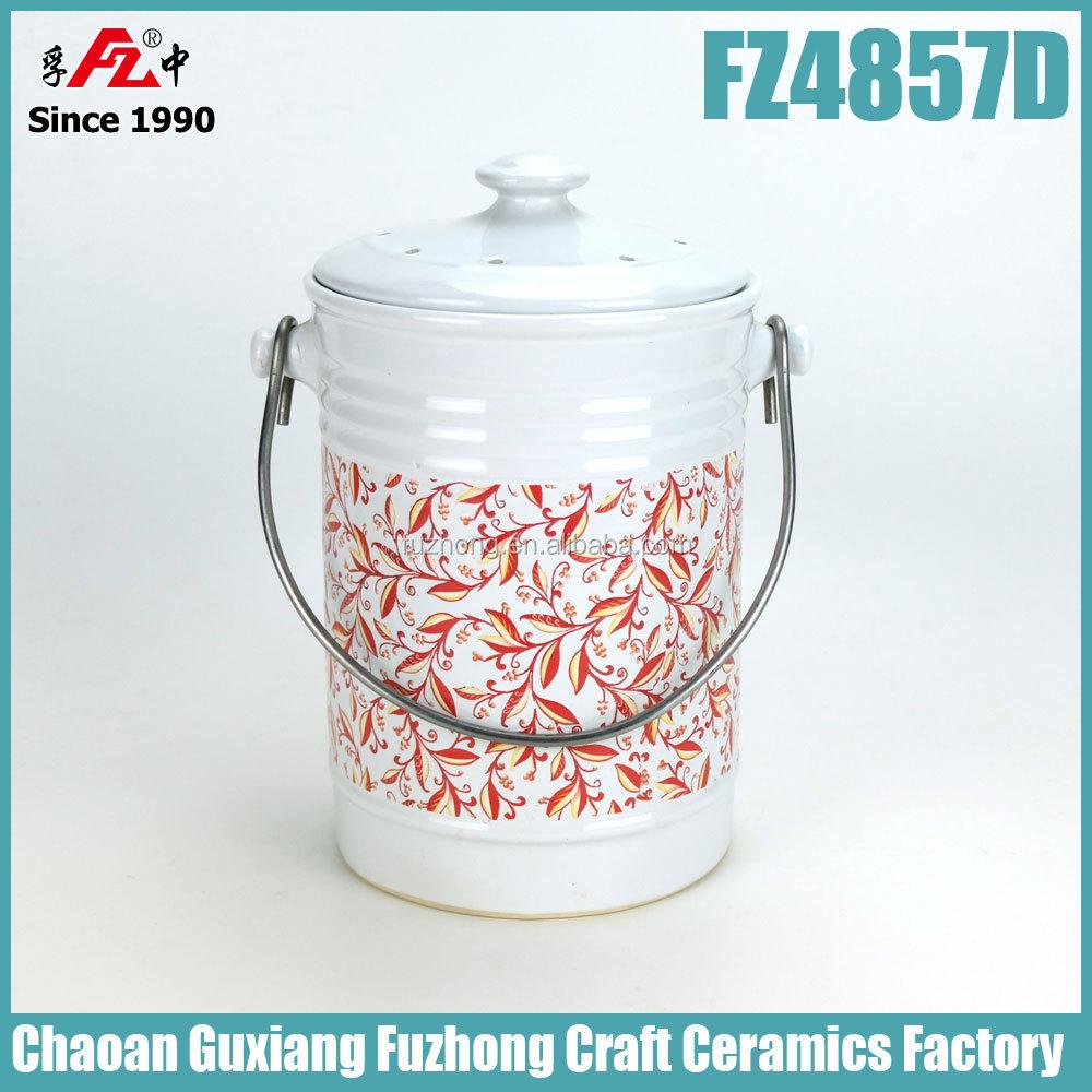 Gres Cubo De Abono,Cerámica Compost Barro - Buy Product on Alibaba.com